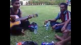 Trio elexis anggur merah part2 cover by Sabarthebritish