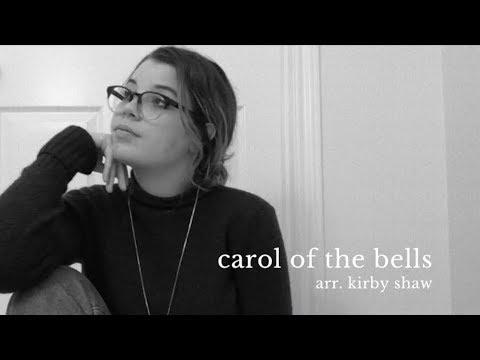 carol of the bells - arr. kirby shaw