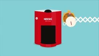 NESCAFE Red Mug Machine