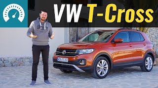 VW T-Cross 2019 в Украине