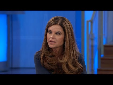 Maria Shriver's Fight against Alzheimer's