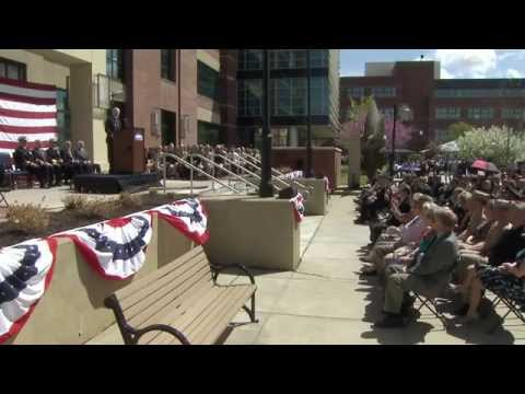 Naval Sea Systems Command's Headquarters Building Dedication Ceremony