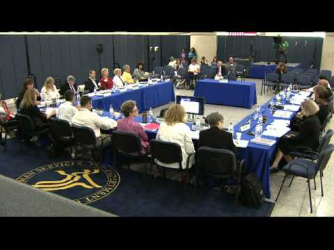 CFSAC 2014 Spring Meeting: Public Comments
