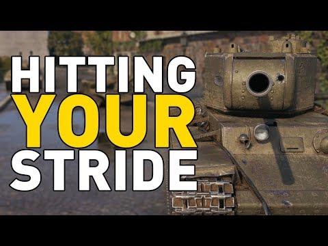 World of Tanks || Hitting Your Stride thumbnail