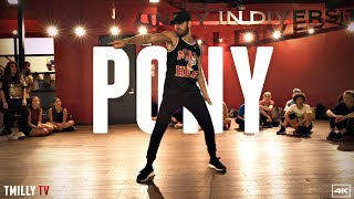 Party Pupils - PONY - Choreography by Jake Kodish - #TMillyTV #dance
