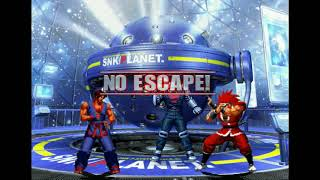 [TAS] NeoGeo Battle Coliseum - Ai & Kim (PS2)