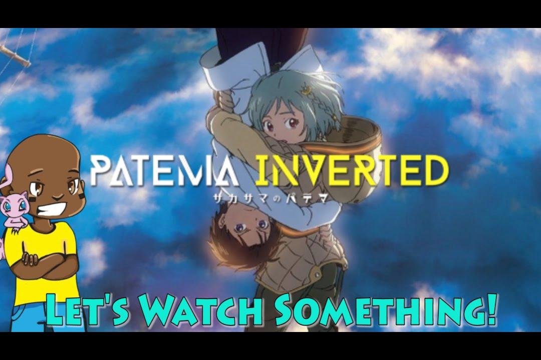 patema inverted full movie english dubbed