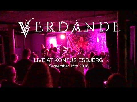 VERDANDE LIVE at Konfus Mp3