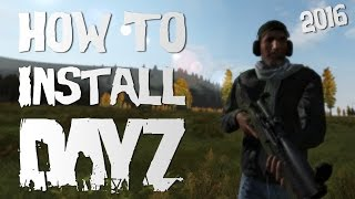 How To Install ArmA 2 DayZ With DayZ Launcher + Channel Update!