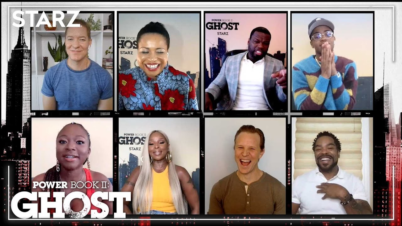 Download Power Book II: Ghost | Exclusive Cast Q&A | STARZ