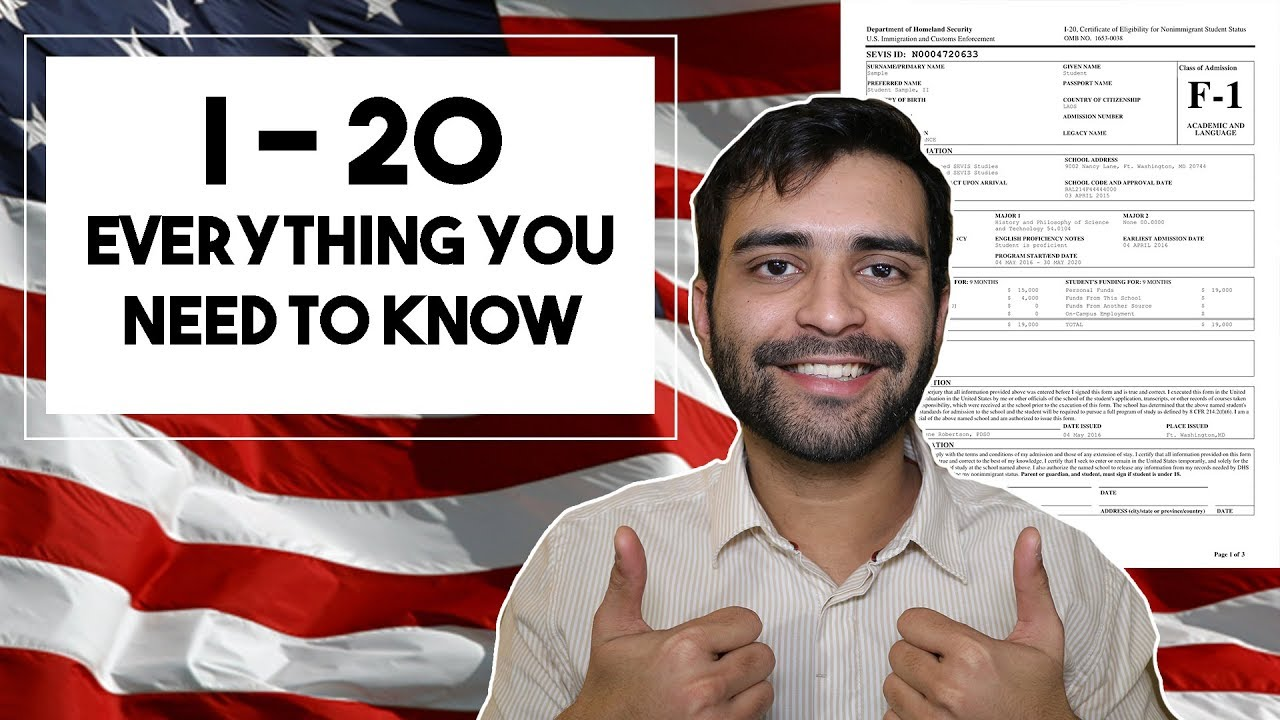 I 20 Explained And How To Get It Youtube
