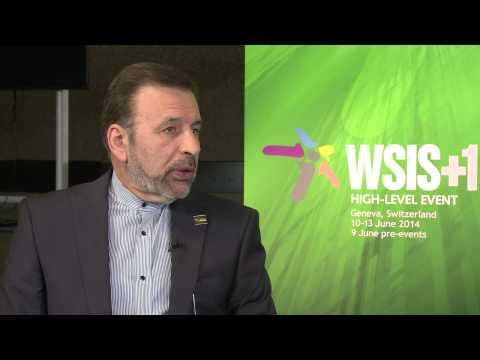 WSIS+10 INTERVIEW: H.E. Mr Mahmoud Vaezi, Minister of ICT, Iran