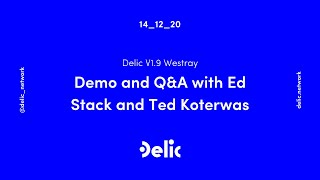 Demo and Q&A with Ed Stack and Ted Koterwas