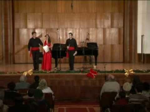 Trio Anguni- Carmen Rhapsody
