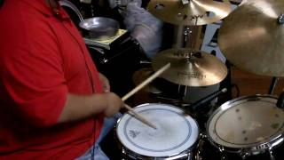 Israel Houghton & Mary Mary - Every Prayer (Drum Cover)
