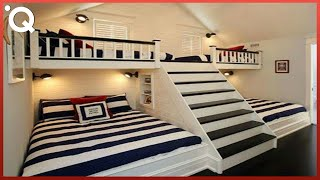 Amazing Home Ideas and Ingenious Space Saving Designs ▶6