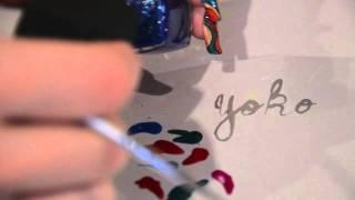 Nail art - Carnaval Thumbnail