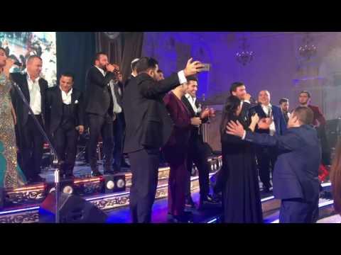 Хор певцов на езидской свадьбе 4