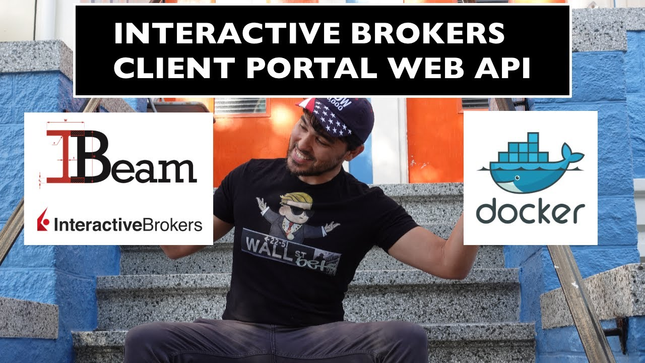 Interactive Brokers Client Web Portal API with IBeam