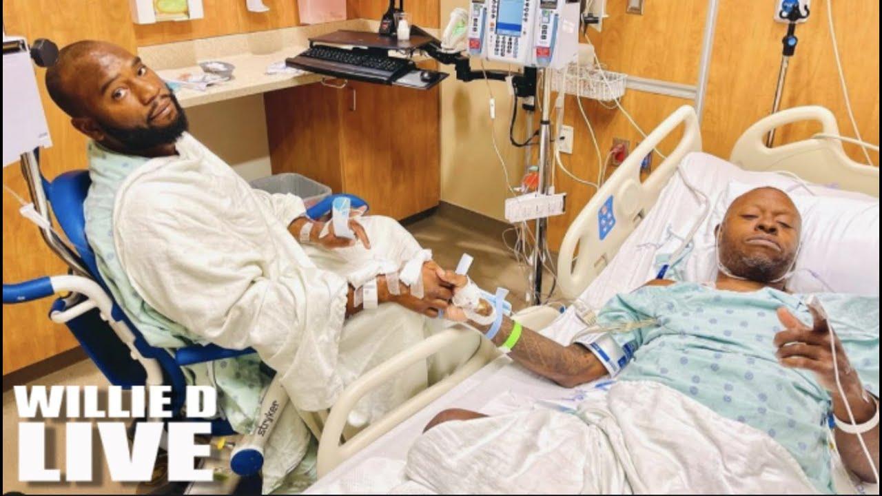 Scarface's Son Gave Him A Kidney!