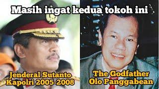 Olo Panggabean dan Jenderal Sutanto