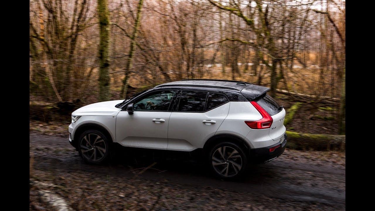Volvo XC40 test PL Pertyn Ględzi