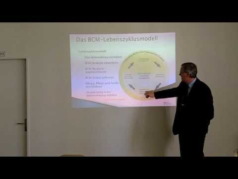 Business Continuity Management von Dr. Wolfgang Mahr