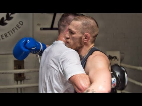 The ACTUAL TRUTH about Conor McGregor and Chris Van Heerden!