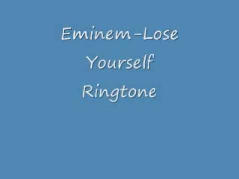 Eminem Lose Yourself Ringtone 0001