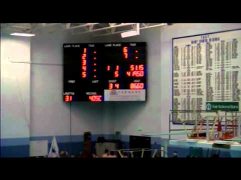 2012 CHSAA 5A Boys Swimming & Diving Championships-Finals