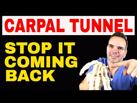 How to Treat Recurring Carpal Tunnel
