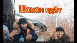 Шаман Габышев продолжает конный поход впереди Иркутск Быть добру