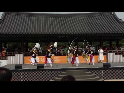 South Korean Traditional Dance