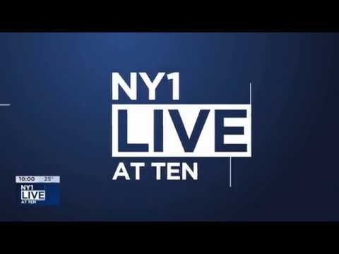 Spectrum News NY1 Live at Ten open (1-15-18)