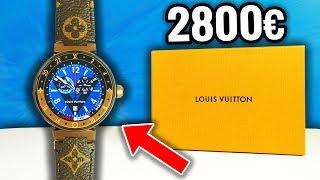 L'Apple Watch Louis Vuitton à 2800€ !