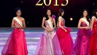 3 Besar Finalis Miss Indonesia - Malam Puncak Miss Indonesia 2015 Seg 7