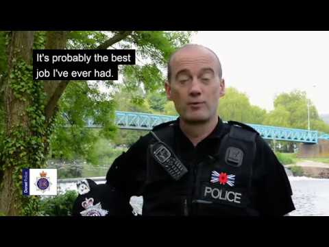 Dorset Police People (#DPPeople) - PC Rob Hammond - Blandford Neighbourhood Policing Team