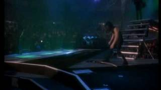 Kirk Hammett Gets Crazy