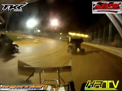 Go Pro: Hyper Racing Onboard Austin Quick Clyde Martin Memorial