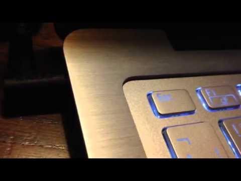 Sony Vaio Flip (multi flip) fan noise - 13a - YouTube