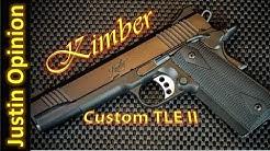 Kimber Custom TLE II 1911