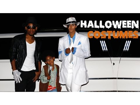 MICHAEL JACKSON HALLOWEEN COSTUMES | FUN FAMILY COSTUMES  | CHINACANDYCOUTURE