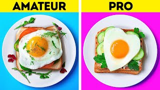 New EGG Hacks For Amateurs And Pros  5-Minute Recipes With Eggs You&#39ll Want to Try!