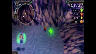 LEGO Rock Raiders - Gameplay PSX / PS1 / PS One / HD 720P (Epsxe)
