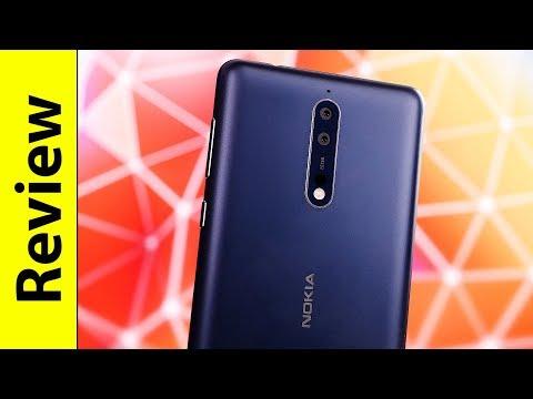 Nokia 8 | 8 days later