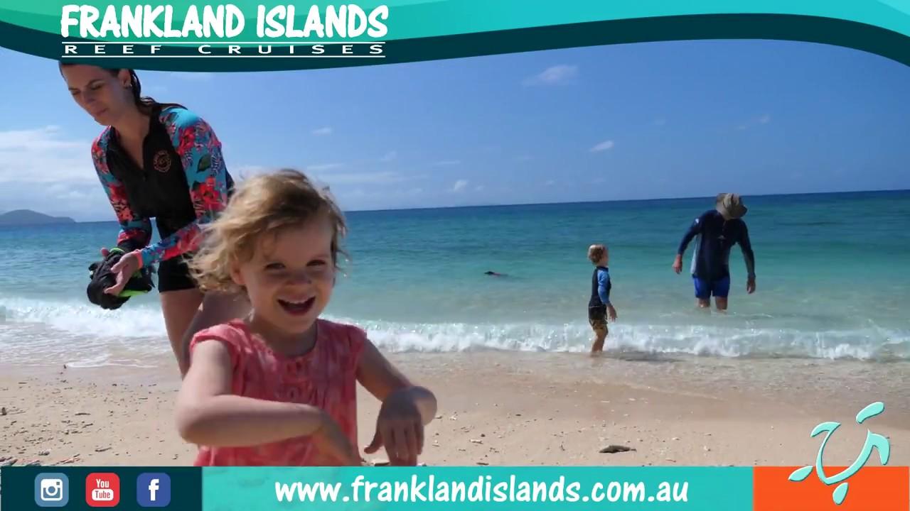video Frankland Islands Reef Cruises