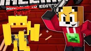 Minecraft | BLAZE XP FARM | Foxy's Bedrock Survival [16]