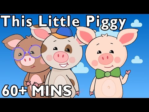 This Little Piggy and More  Nursery Rhymes from Mother Goose Club!