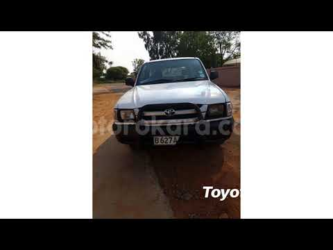 Toyota Cars for Sale in Botswana