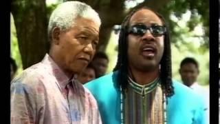 Mandela and Celebrities